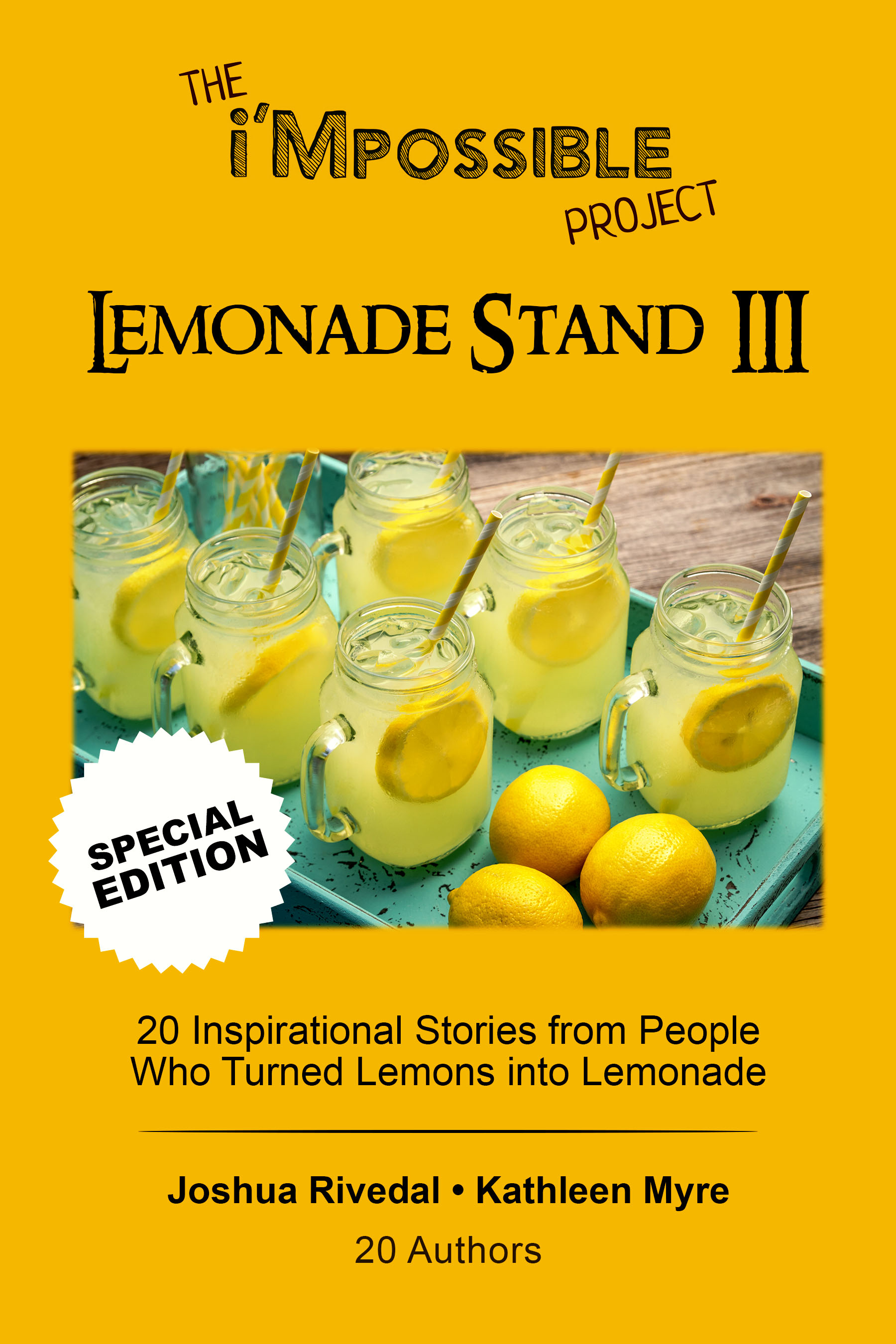Lemonade III Front